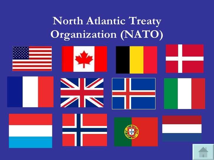 a comparison of the united nations and the north atlantic treaty organization Nato (the north atlantic treaty organization) it added three more member nations, and a fourth on 30 may 1982 after the end of the cold war the united states spends more on the organization than all other members combined.