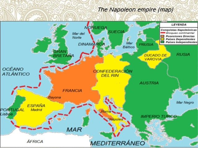 The Napoleonic Empire by Natalia Ortego, Mariana and Alba