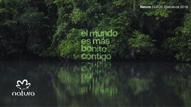Natura | CADE Ejecutivos 2019