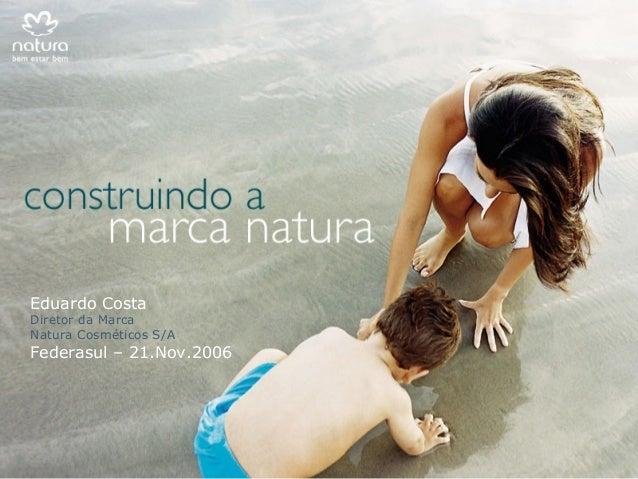 Flávia Azevedo e o filho, Raphael Eduardo Costa Diretor da Marca Natura Cosméticos S/A Federasul – 21.Nov.2006