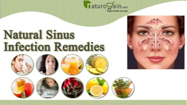 how to get relief from sinus infection