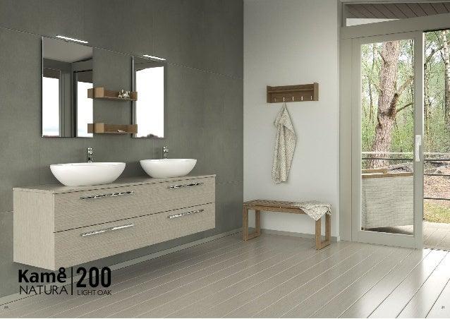 21 Natura Light Oak 200 20