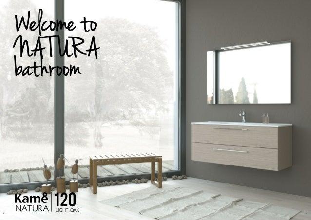 13 Welcome To Natura Bathroom Natura Light Oak 12012 13
