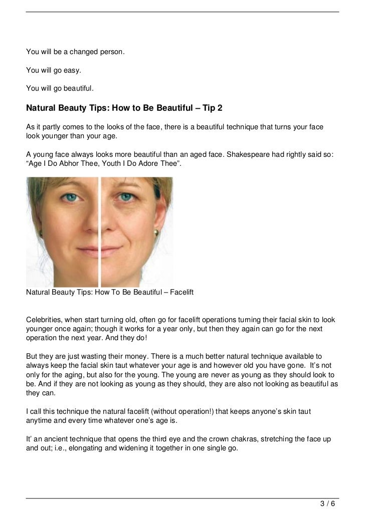 how to be a beauty - Your Guide on how to be a Beauty Queen ? | MiCheng Venture...