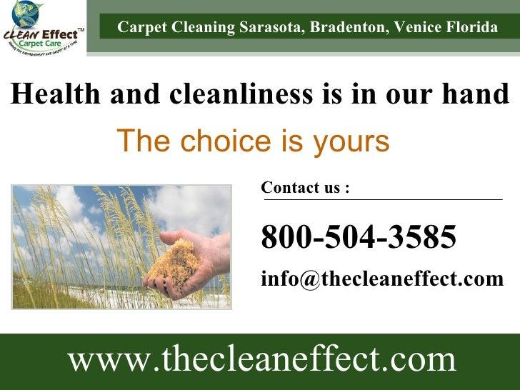 Natural Carpet Cleaning Sarasota Bradenton Venice Florida