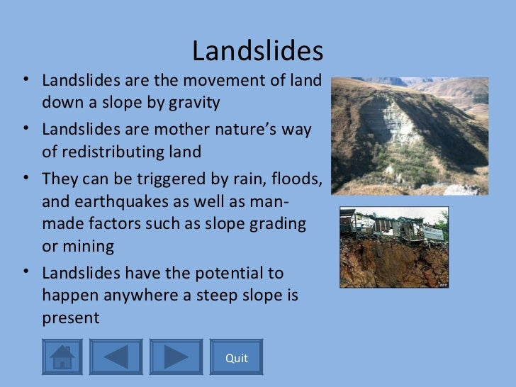 Natural Disasters Earthquakes Project