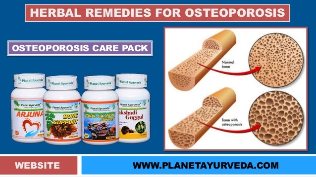 Natural Alternative Treatment For Osteoporosis