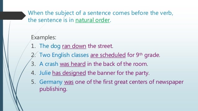 inverted sentences exercises with answers pdf