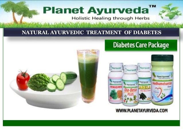NATURAL AYURVEDIC TREATMENT OF DIABETES
