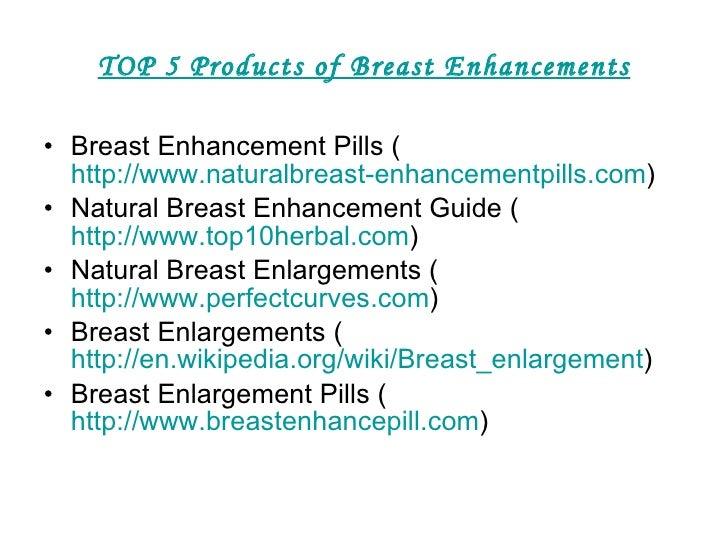 Natural Breast Enhancement Pills 76