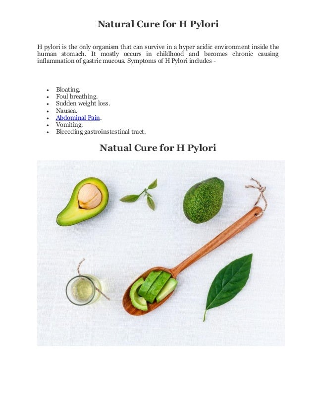 Natural Cure Gerd Symptoms