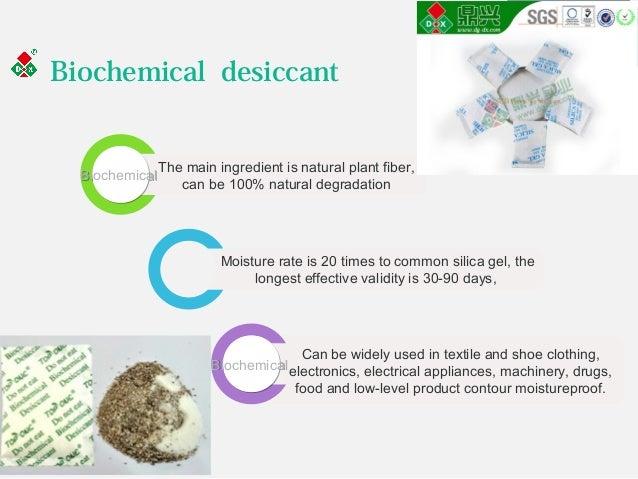 Natural Desiccant For Food