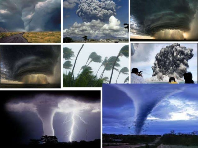 What Are Natural Disasters And How Are They Caused