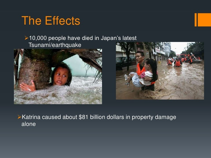 How Many People Have Died From Natural Disasters In