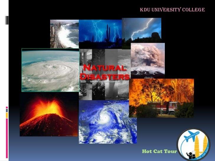 KDU University College<br />Hot Cat Tour<br />