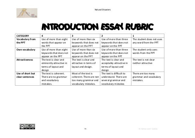 natural disasters essay introduction