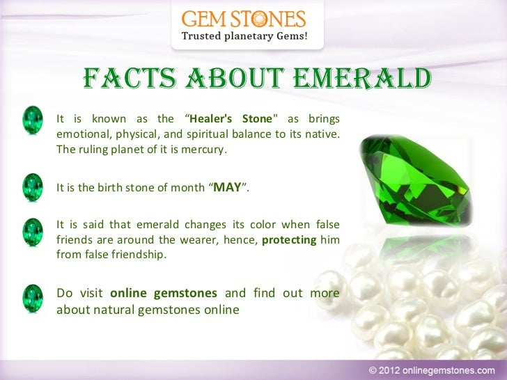 buy emerald gemstones