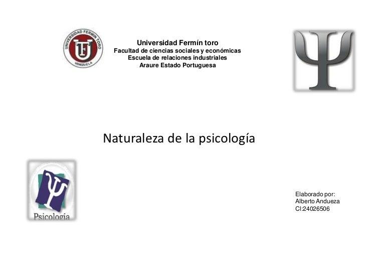 Universidad Fermín toro  Facultad de ciencias sociales y económicas      Escuela de relaciones industriales          Araur...