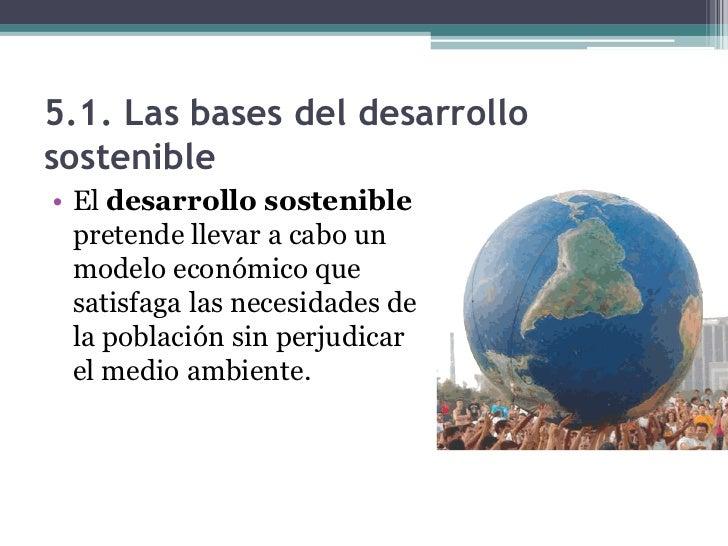 5.2. La gestión de los residuos• La gestión sostenible de los  residuos implica generar el  mínimo de residuos y llevar a ...