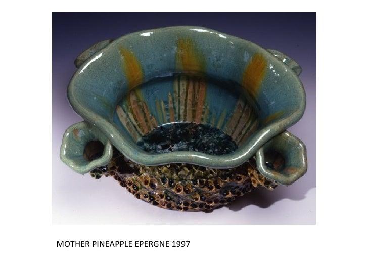 Kate MaloneGreen Sprucey Nut Lidded Box,2006 Crystalline glazed stoneware