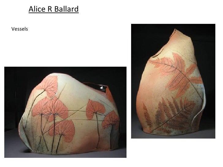 Alice R BallardVessels
