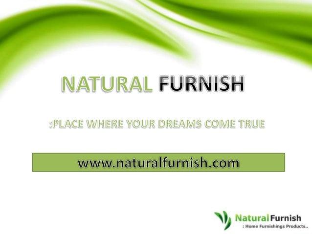 Home Furnishing Online Shopping