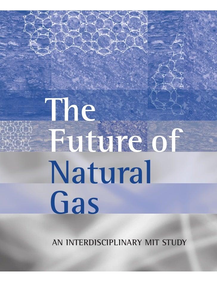 TheFuture ofNaturalGasAN INTERDISCIPLINARY MIT STUDY