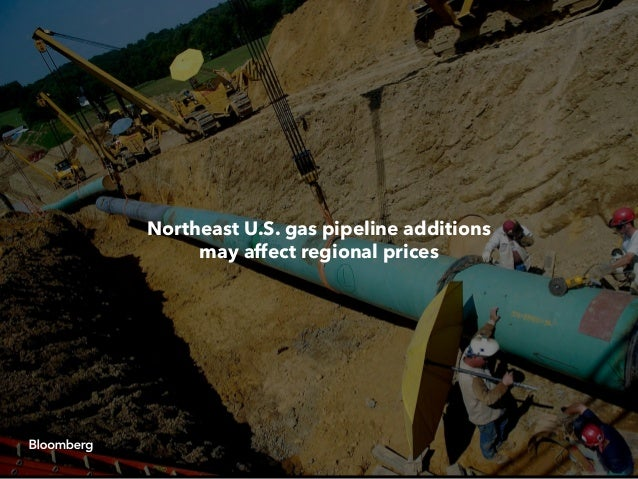 Expanded pipeline infrastructure should ease bottlenecks in the Marcellus and Utica plays for producers with natural gas e...