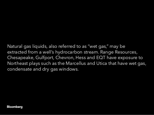Abundant natural gas liquids from the three key U.S. oil plays, along with stout natural gas volume from the Northeast, wi...