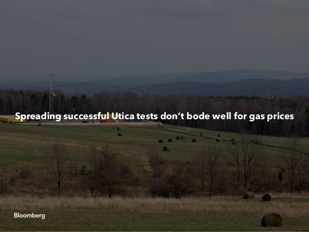 Blame the northeast for low natural gas prices