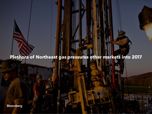 The price spread between cheap Northeast U.S. natural gas and more expensive Henry Hub gas will stay wide through at least...