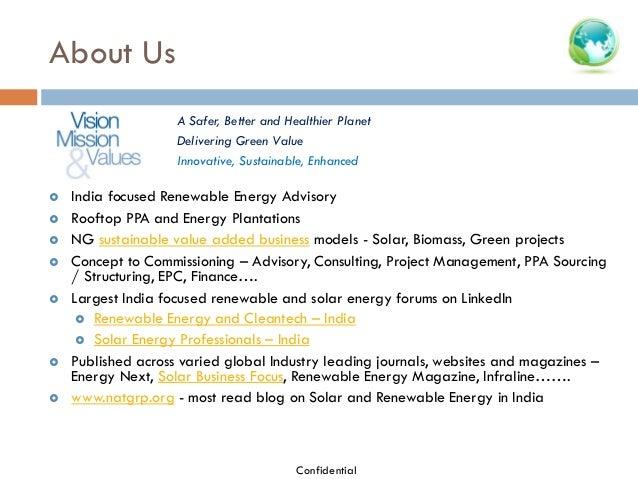 Renewable energy in India
