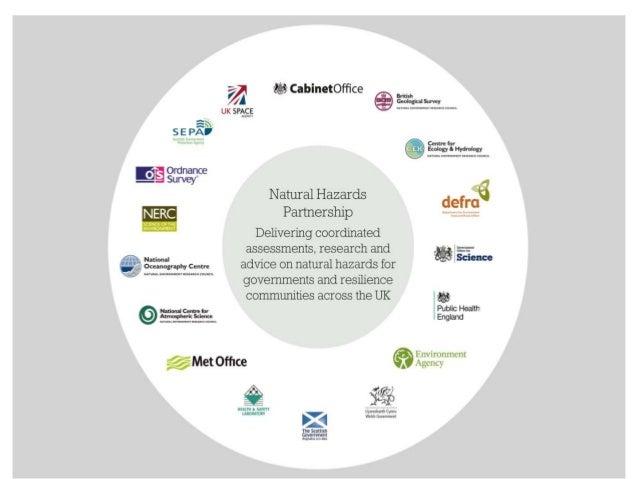 Natural Hazards Partnership | Carl Wilson Slide 2