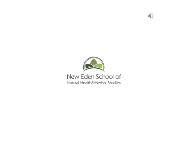 New Eden School of Natural Health and Herbal Studies offers the best accredited distance learning educational programs in ...