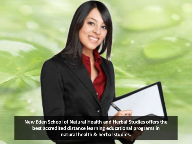 Natural Health Studies - A Ticket to Successful Career in the Field of Health Slide 2