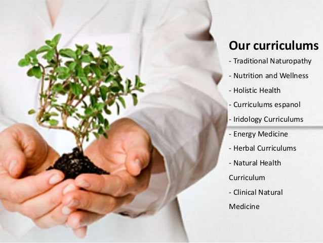 Natural Health Studies - A Ticket to Successful Career in the Field of Health Slide 3