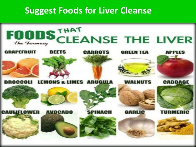 Natural Foods That Cleanse Blood