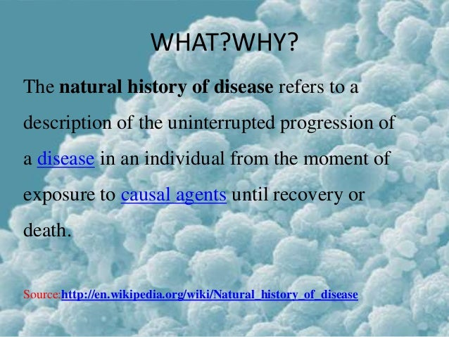 Natural history of HIV/AIDS Slide 2
