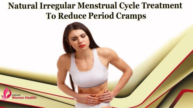 Natural Treatment For Period Cramps