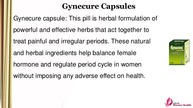 Natural Treatment For Painful Menstrual Cramps