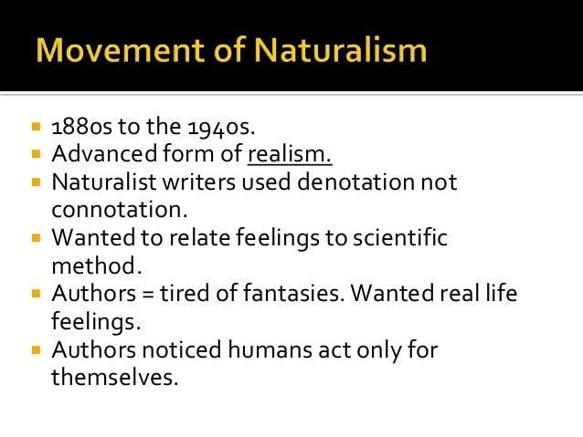 mcteague naturalism Mcteague is literary naturalism in the purist form published by thriftbookscom user , 18 years ago mcteague, the man, is the embodiment of the majority of human civilization.