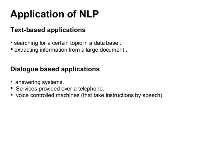 understanding natural language processing Nuance nlu - learn how natural language understanding (nlu) by nuance provides customers with a better caller experience while increasing agent productivity.