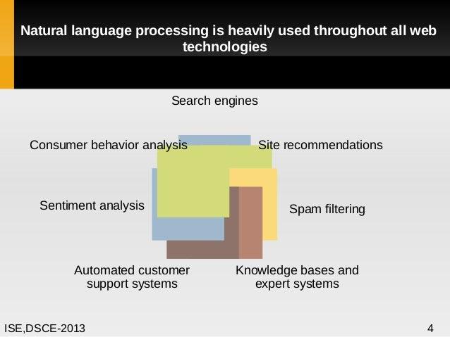 Natural language processing (Python)