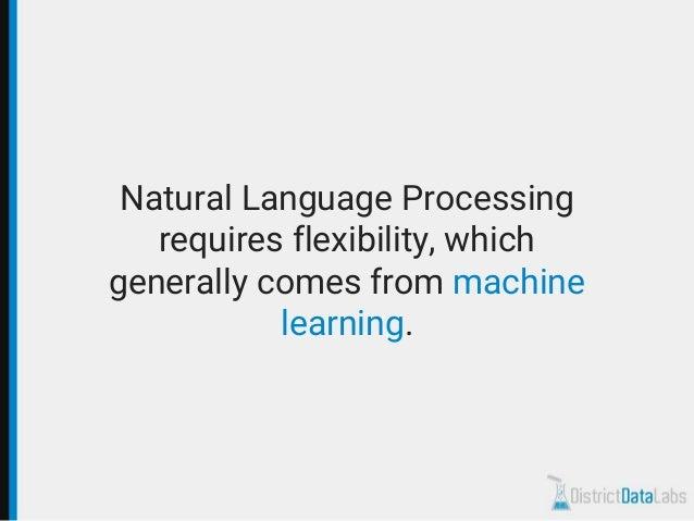 Context Free Grammar Natural Language Processing