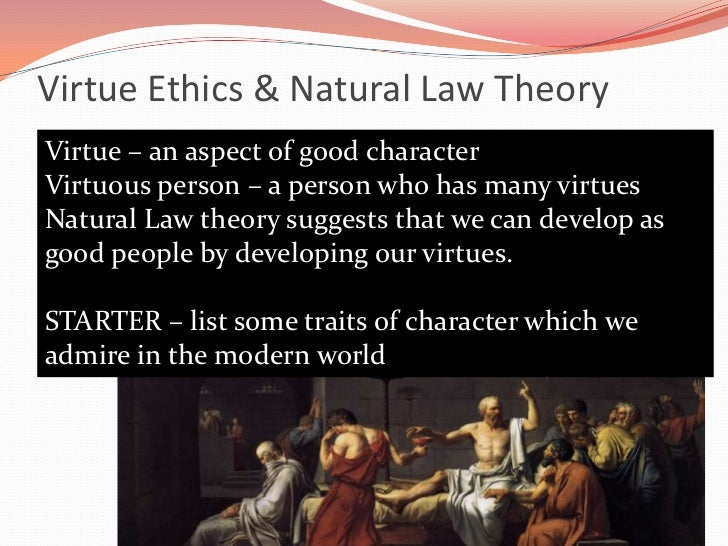 understanding the concept of the natural law theory What aspects of law is legal positivism unable to explain natural law theory and legal positivism can both be viewed as attempts to explain and systematise what we might term the popular view of law: the beliefs ordinary people hold about law prior to systematic reflection both schools of thought seek to make sense of two.