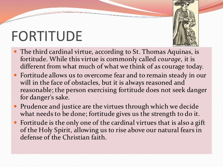 Captivating FORTITUDE ...