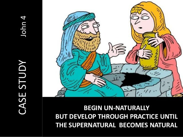 Naturally Supernatural Session One