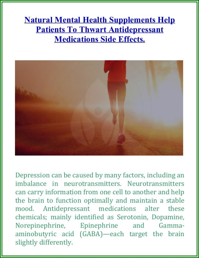 Naprosyn Side Effects Depression