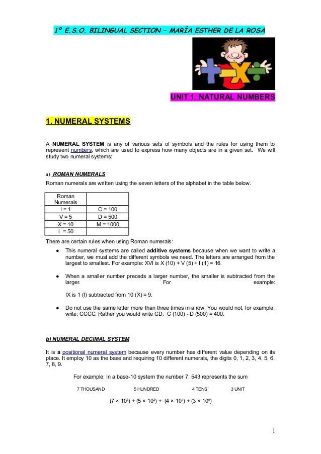 Naturalnumbers