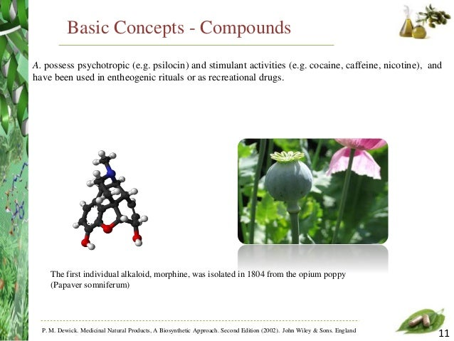 pharmaceutical chemistry of natural products pdf